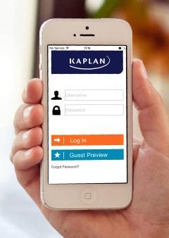 kaplan gre mobile app