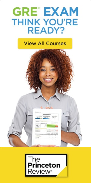 princeton review gre banner