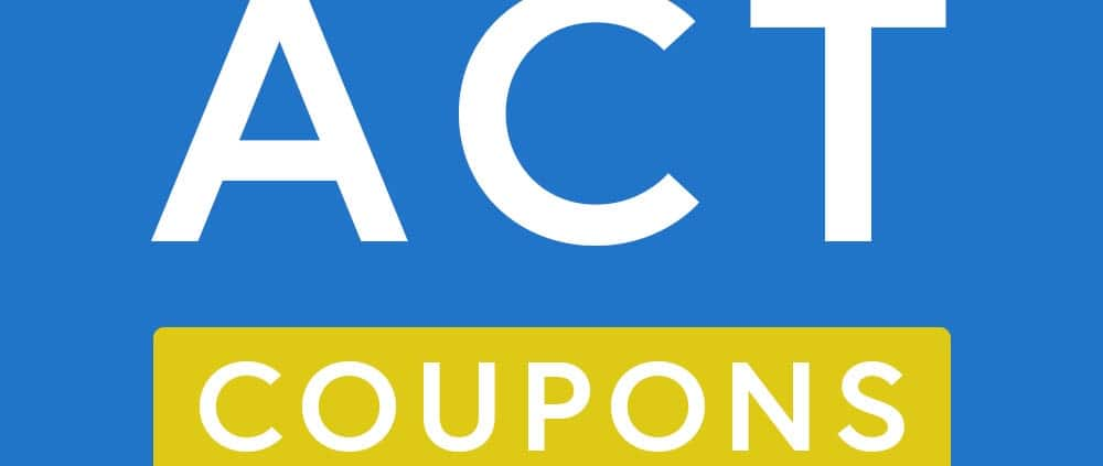 ACT COUPONS