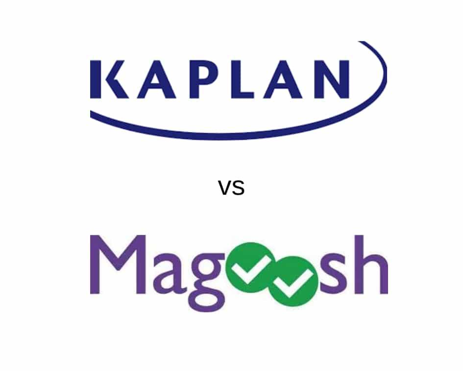 Kaplan vs Magoosh GRE