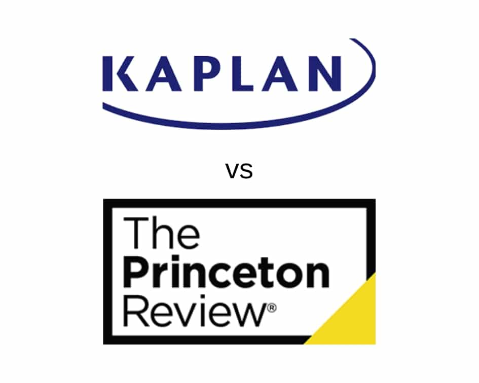 Kaplan vs The Princeton Review GRE