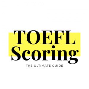 TOEFL scoring
