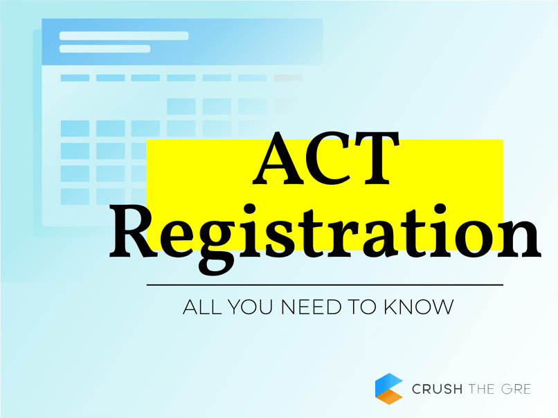 act registration guide