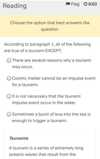 magoosh toefl app practice questions