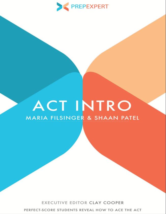 prep expert ACT materials