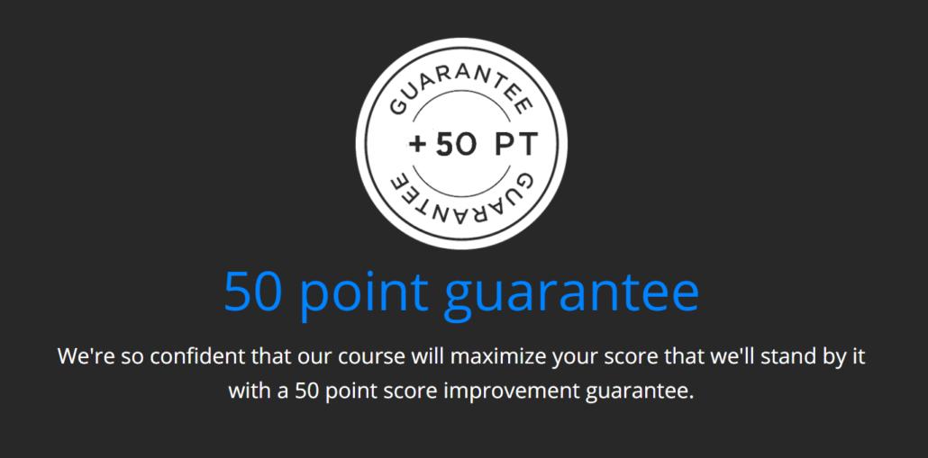 GMAT Course Guarantee Badge