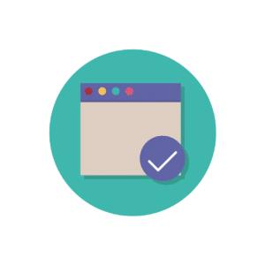 Web Window Graphic